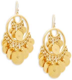 Ben-Amun BEN by Women's Multi-Coin Drop Earrings