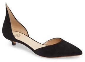 Francesco Russo Women's Pointy Toe Pump