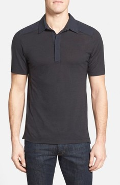 Arc'teryx Men's 'A2B' Snap Front Polo