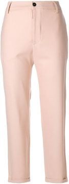 Barena classic cropped trousers