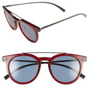 Salvatore Ferragamo Men's 51Mm Sunglasses - Red