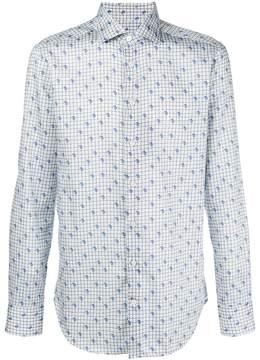 Etro micro paisley shirt
