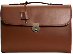 Brooks Brothers Classic Leather Briefcase