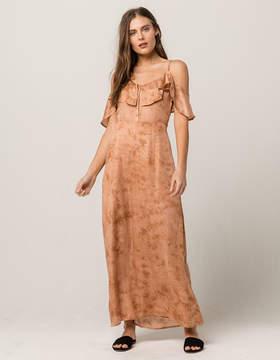 Amuse Society Lost Paradise Maxi Dress