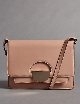 Leather Dolly Across Body Bag