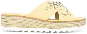 Sebastian embellished sandals
