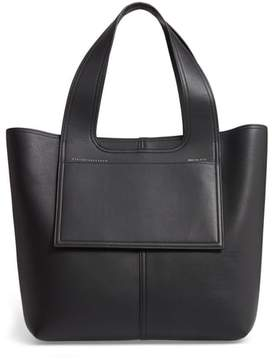 Victoria Beckham Apron Leather Tote