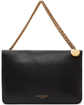 Givenchy Black Cross3 Zipped Bag