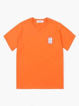 Have A Good Time Mini Frame SS Tee Orange