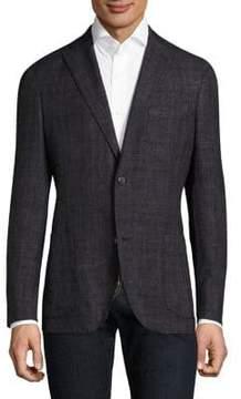 Boglioli Silk& Wool Blend Jacket