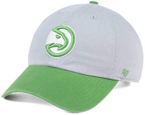 '47 Atlanta Hawks Pastel Rush Clean Up Cap