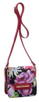 Braccialini Cristina Floral Crossbody Bag