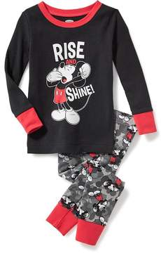 Old Navy Disney© Mickey Mouse Sleep Set for Toddler & Baby