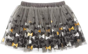 First Impressions Bows-Print Tutu Skirt, Baby Girls (0-24 months), Created for Macy's