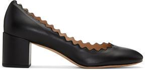 Chloé Black Lauren Heels
