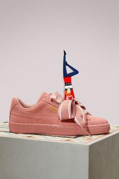 Puma Suede Heart sneakers