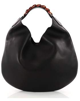 Givenchy Pre-owned: Infinity Hobo Leather Small