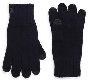 Polo Ralph Lauren Men's Knit Tech Gloves