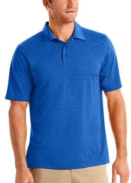 Hanes Sport Men's Performance Striped Polo