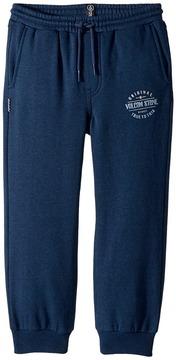 Volcom Reload Fleece Pants Boy's Fleece