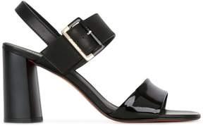Baldinini buckled sandals