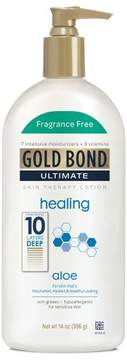 Gold Bond Ultimate Skin Therapy Lotion Fragrance Free - 14 oz