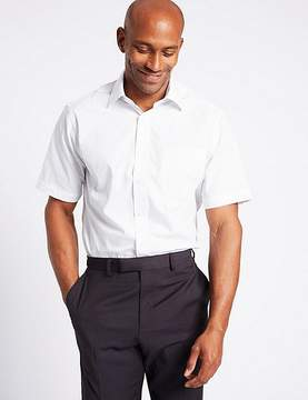 Marks and Spencer 3 Pack Easy to Iron Short Sleeve Shirts