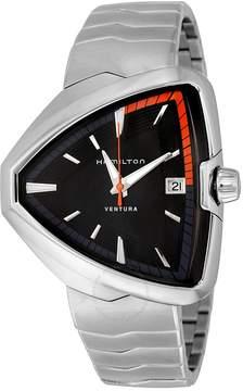 Hamilton Ventura Elvis80 Black Dial Men's Watch
