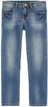 Zadig & Voltaire Boy slim fit stone jeans