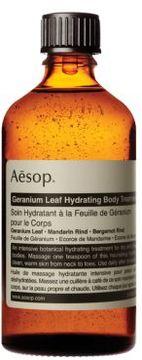Aesop Geranium Leaf Hydrating Body Treatment - 3.4 fl. oz.