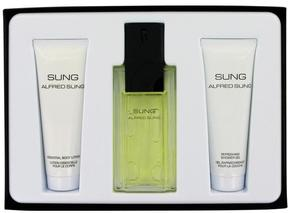 Alfred SUNG by Alfred Sung Eau De Toilette Gift Set for Women