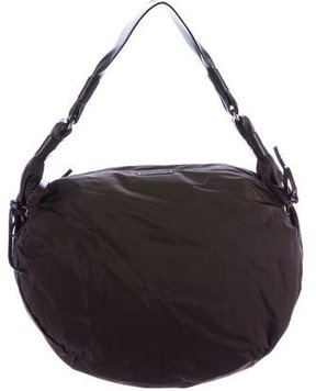 Kate Spade Nylon Handle Bag - BROWN - STYLE
