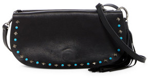 Lucky Brand Zoe Leather Convertible Clutch