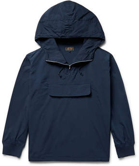 Beams Shell Hooded Anorak