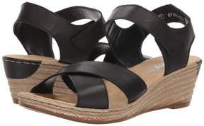 Rieker 62443 Fanni 43 Women's Shoes