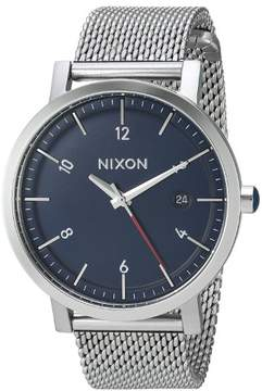 Nixon Stainless Steel Mens Watch A1087307