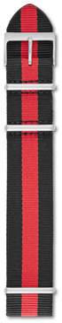 Fossil Sport 54 22mm Stripe Polyester Watch Strap