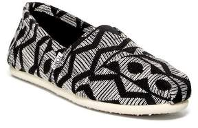 Toms Classic Cultural Weave Slip-On Shoe