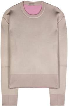 Bottega Veneta Wool and silk sweater