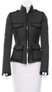 Andrew Gn Wool Long Sleeve Jacket w/ Tags