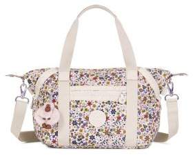 Kipling Art U Printed Duffel Bag - CHATTY DAISEY - STYLE