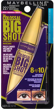 Maybelline Volum' Express The Colossal Big Shot Waterproof Mascara