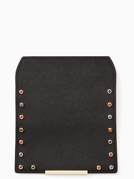 Kate Spade Make it mine studded flap - BLACK MULTI - STYLE