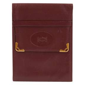 Cartier Leather wallet