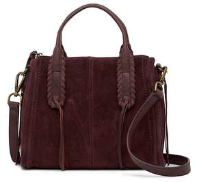 Lucky Brand Nela Small Leather Satchel