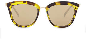 Le Specs Caliente cat-eye sunglasses