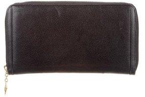 Bvlgari Leather Travel Wallet