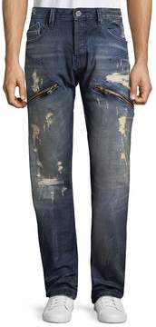 Cult of Individuality Men's Distressed Jeans