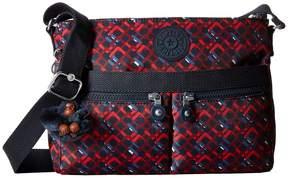 Kipling Angie Handbags - BLACK - STYLE