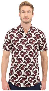 7 Diamonds Lost in Paradise Short Sleeve Shirt Men's Short Sleeve Button Up